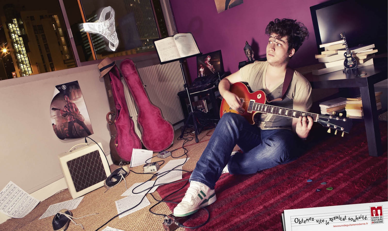 Les Cours De Guitare Moderne Votre Sur Mesure A Paris Particuliers 15eme